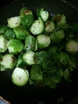 Balsamic Brussels Sprouts 1