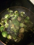 Balsamic Brussels Sprouts 2